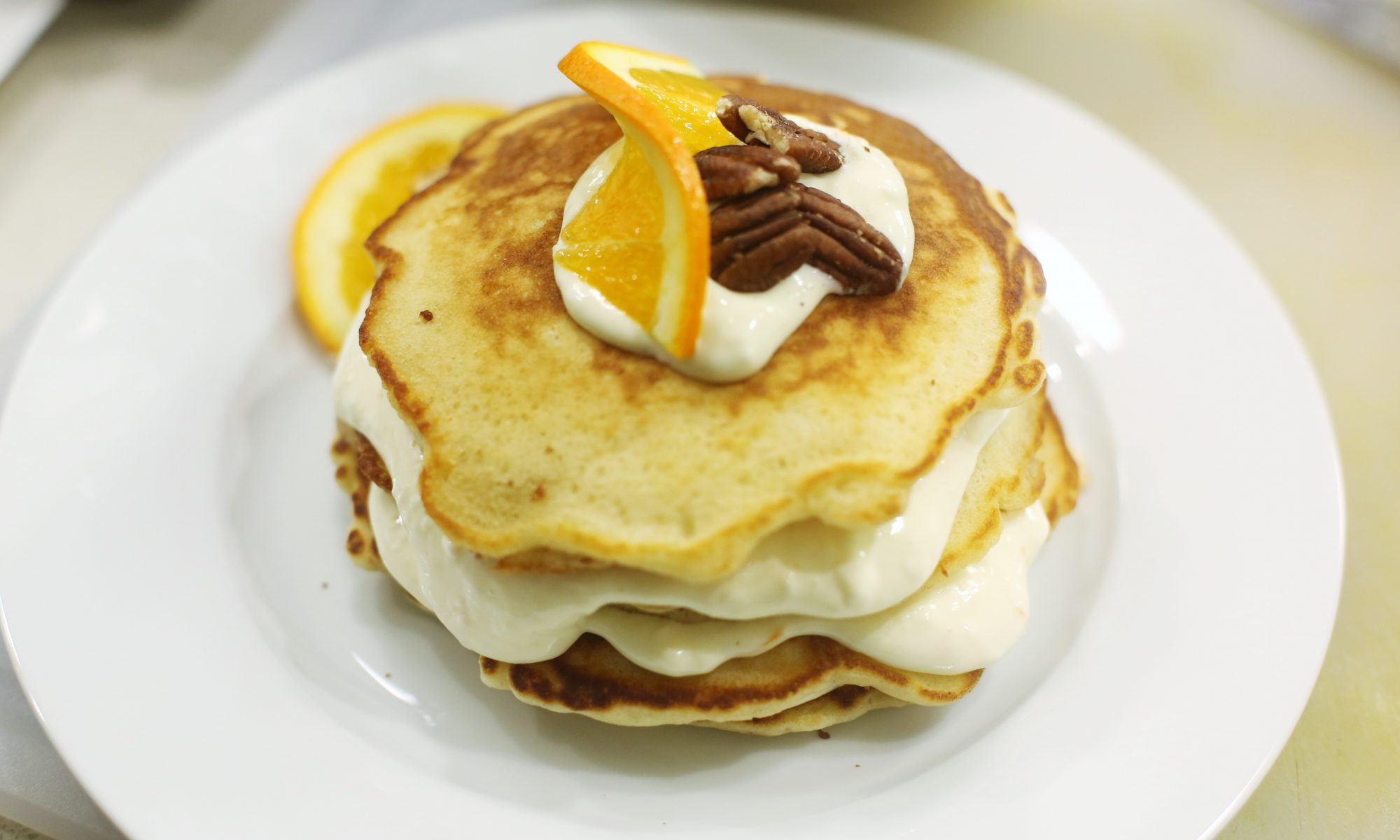 Classic Fluffy Pancakes