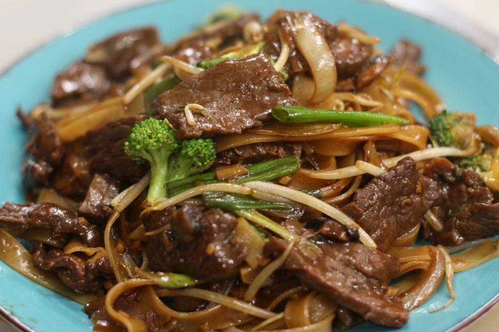 Hong Kong Beef Ho Fun